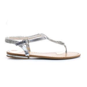 Kúzelné strieborné sandále