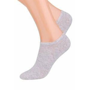 Pánske ponožky 007 grey