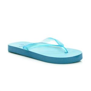 Plážové detské modré žabky