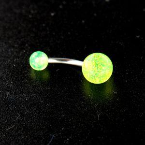 Strieborný piercing 14391