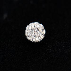 Strieborný piercing 14457