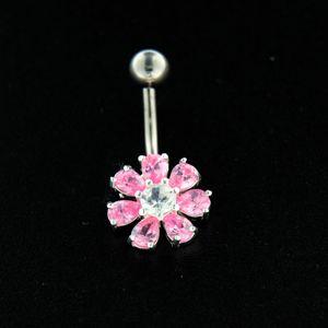 Strieborný piercing 14508