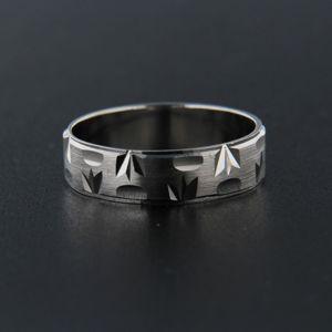 Strieborný prsteň 13848