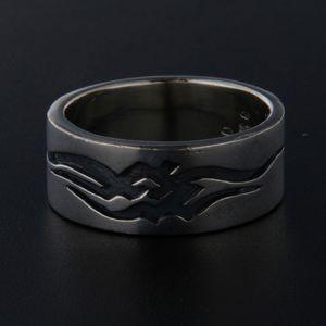 Strieborný prsteň 13966
