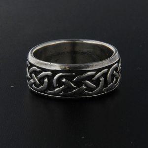 Strieborný prsteň 13970
