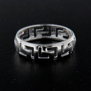 Strieborný prsteň 14336
