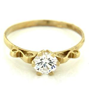 Zlatý prsteň 13498